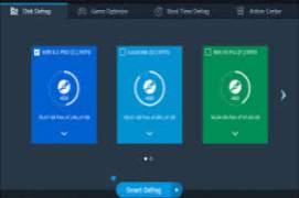 IObit Smart Defrag Pro v5