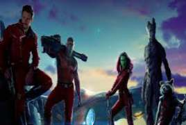 Marvels Guardians Of The Galaxy 2017