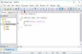 ES Computing EditPlus 4