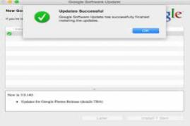 Google Photos Desktop Uploader 1