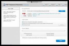 PDF Password Remover 3