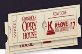 K Love Fan Awards Ignite Hope