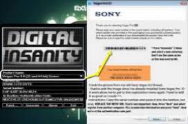 Sony Vegas Pro 64