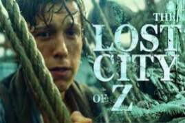Lost City Of Z 2017