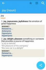 Advanced English Dictionary 4