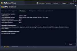AVG Antivirus Pro 2016